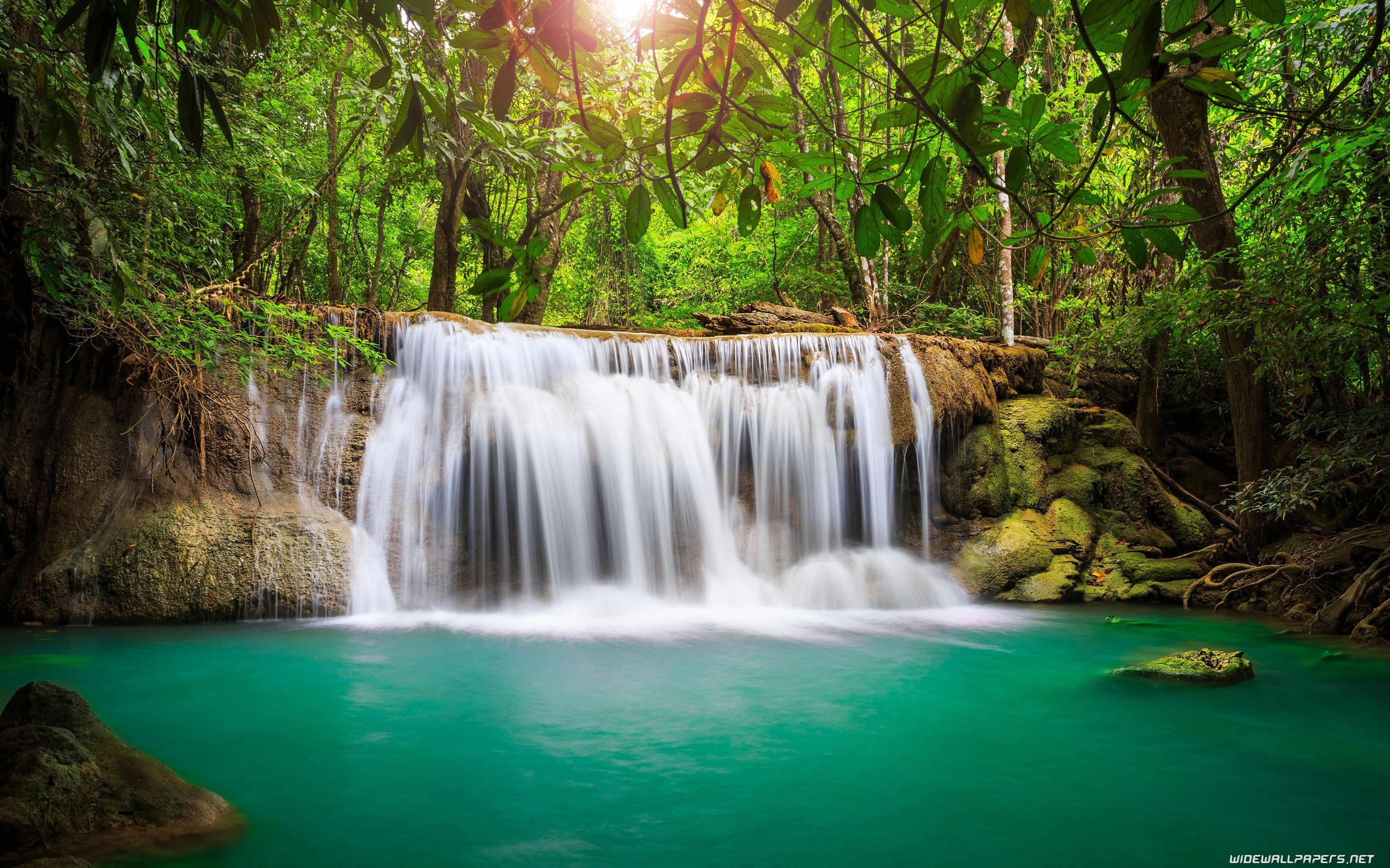 Waterfall Desktop Wallpapers Top Free Waterfall Desktop