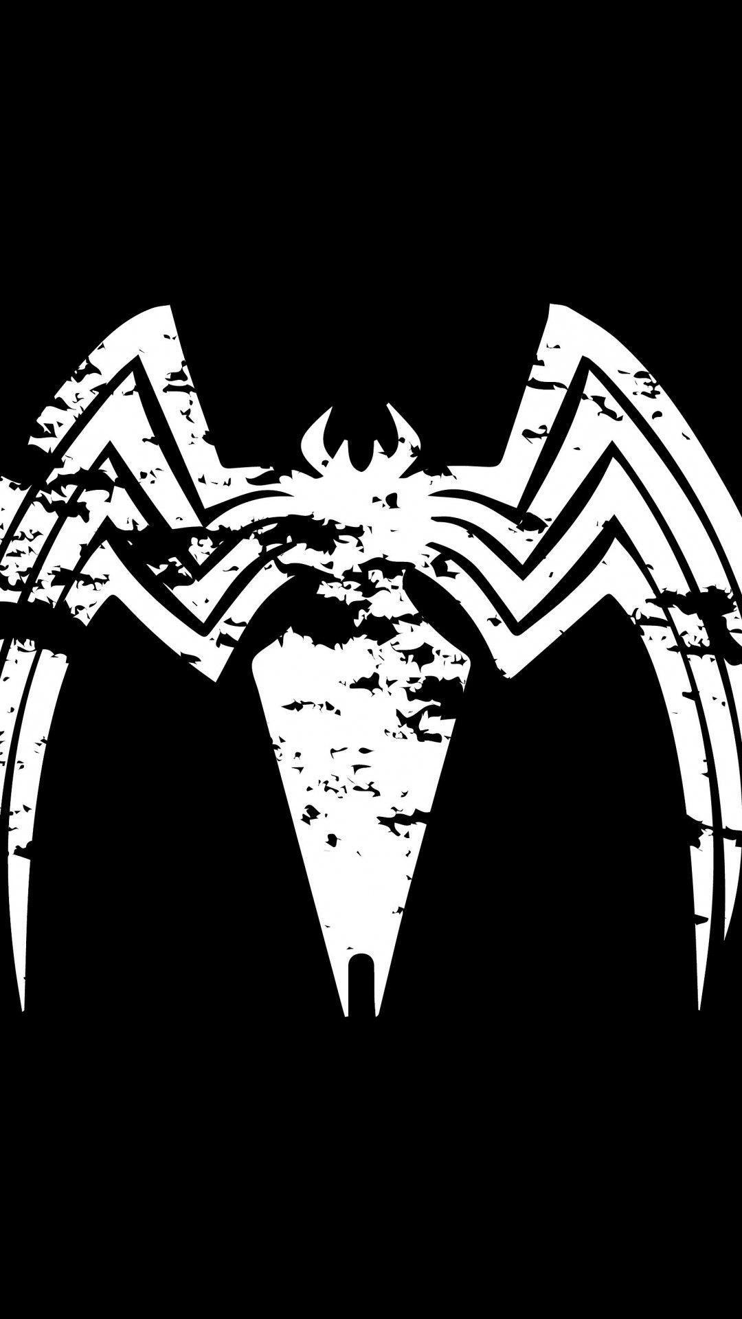 Venom Iphone Wallpapers Top Free Venom Iphone Backgrounds Wallpaperaccess