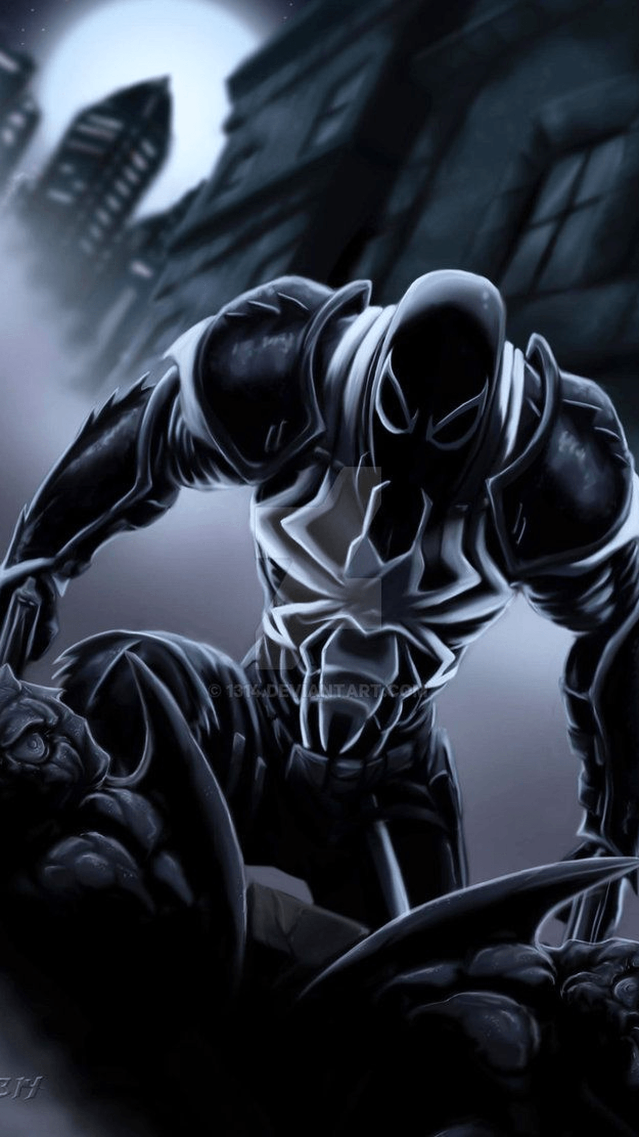 "1024x768 Spiderman Vs Venom Wallpaper : Just Free Wallpaperz"">"