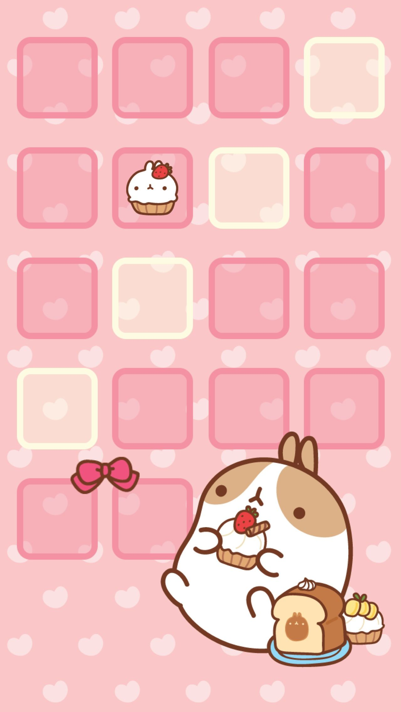 Kawaii Iphone Wallpapers Top Free Kawaii Iphone Backgrounds Wallpaperaccess
