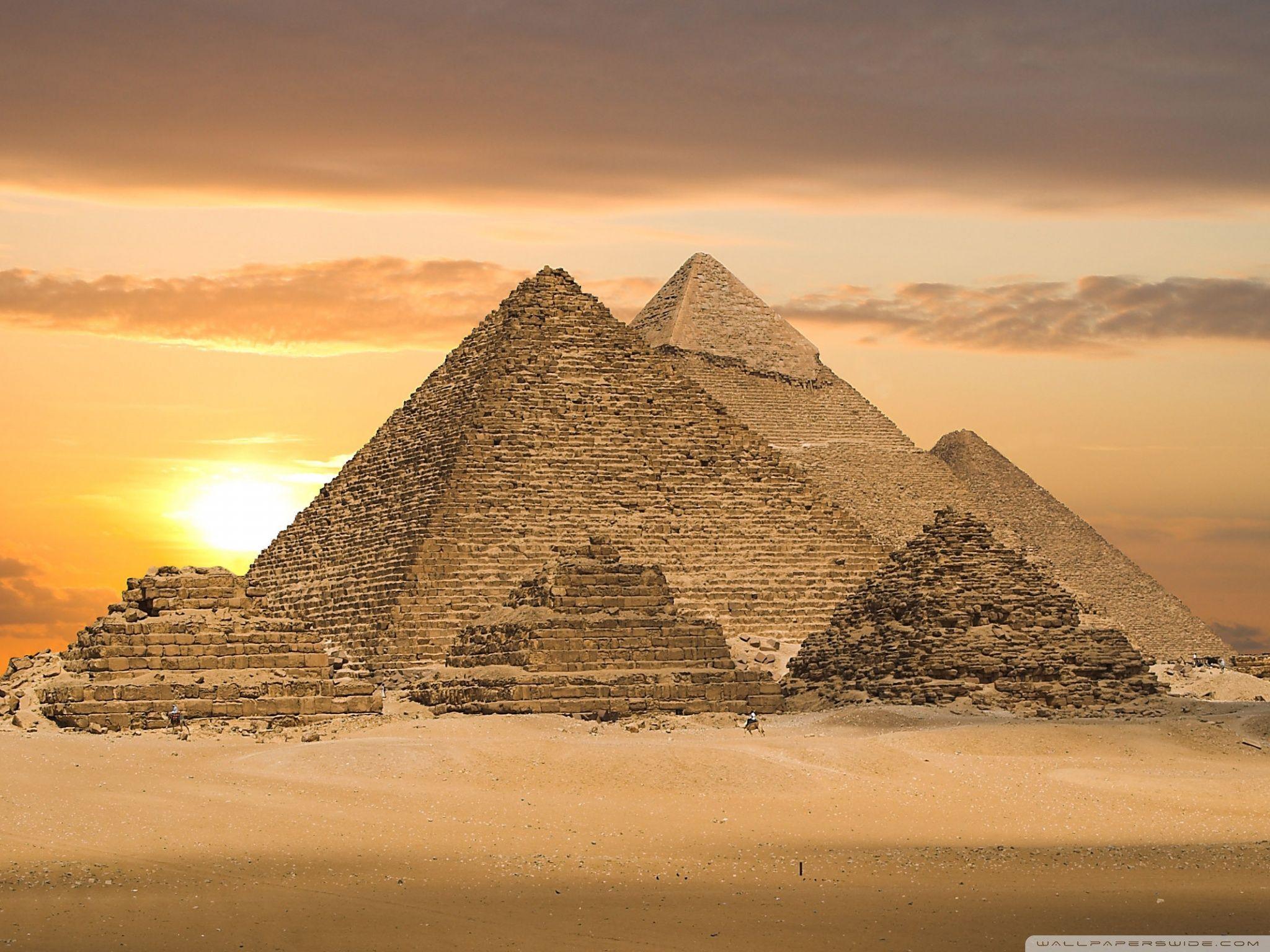 Egyptian Pyramids Wallpapers Top Free Egyptian Pyramids