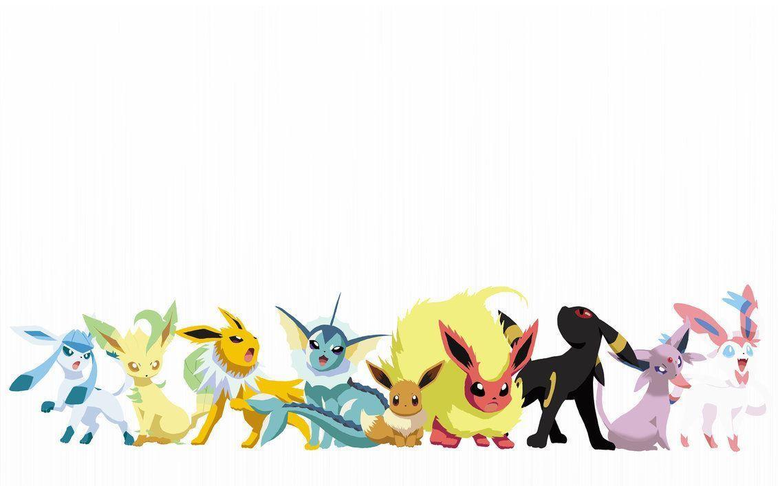 60 Best Free Pikachu Eevee And Friends Wallpapers