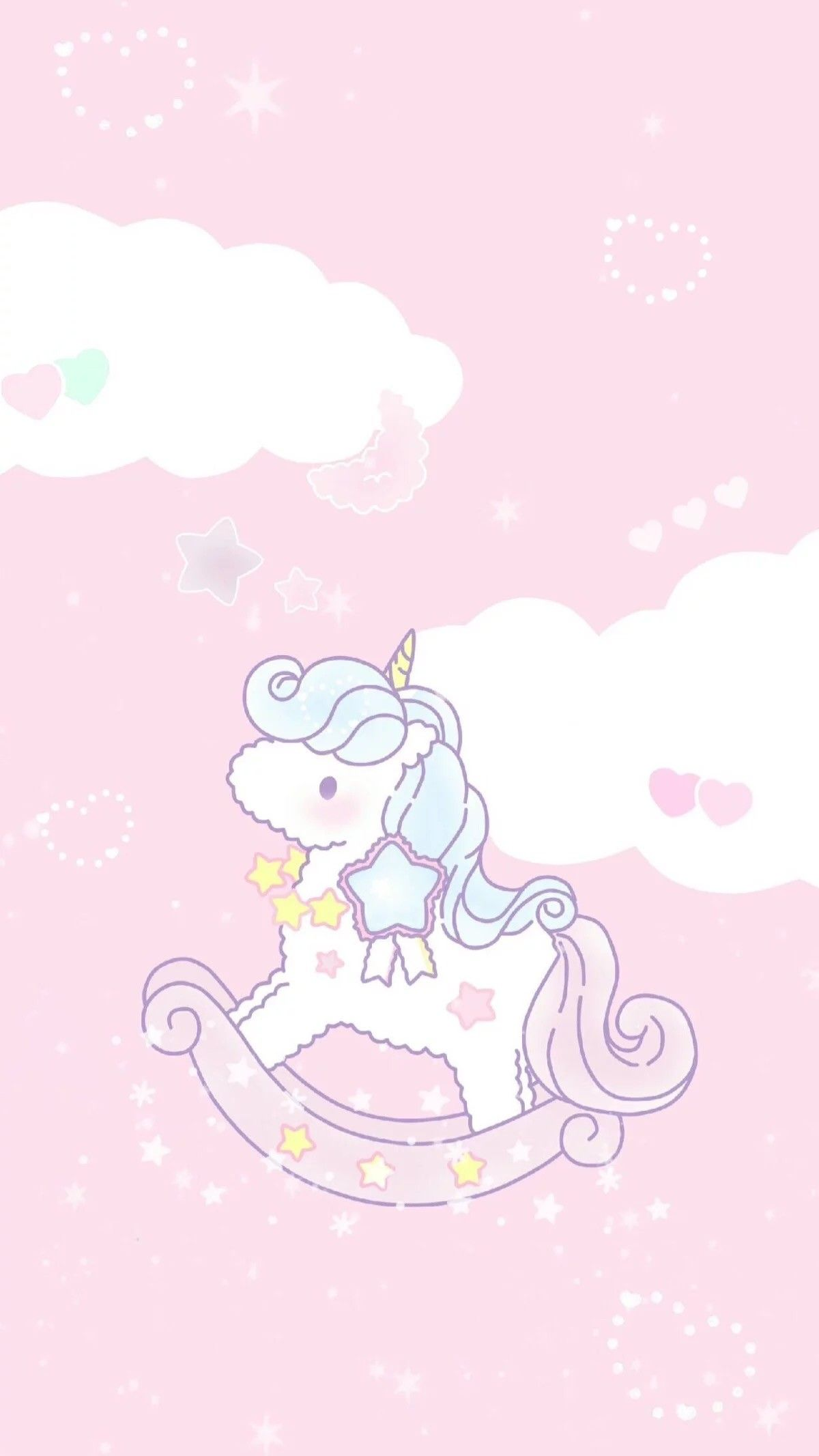 700x1242 Super Kawaii Magic Unicorn