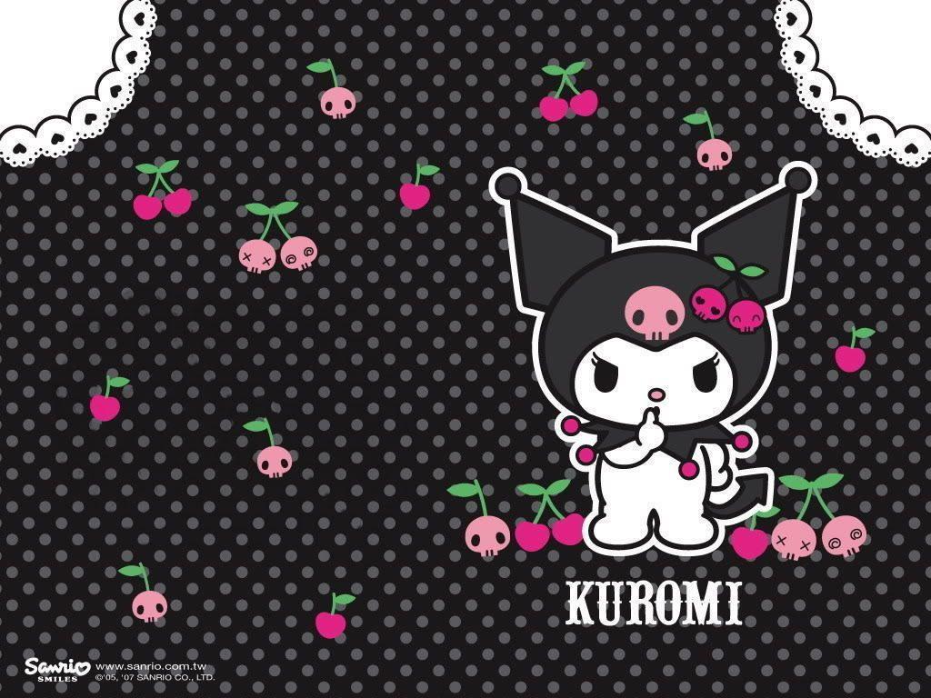Sanrio Desktop Wallpaper Kuromi