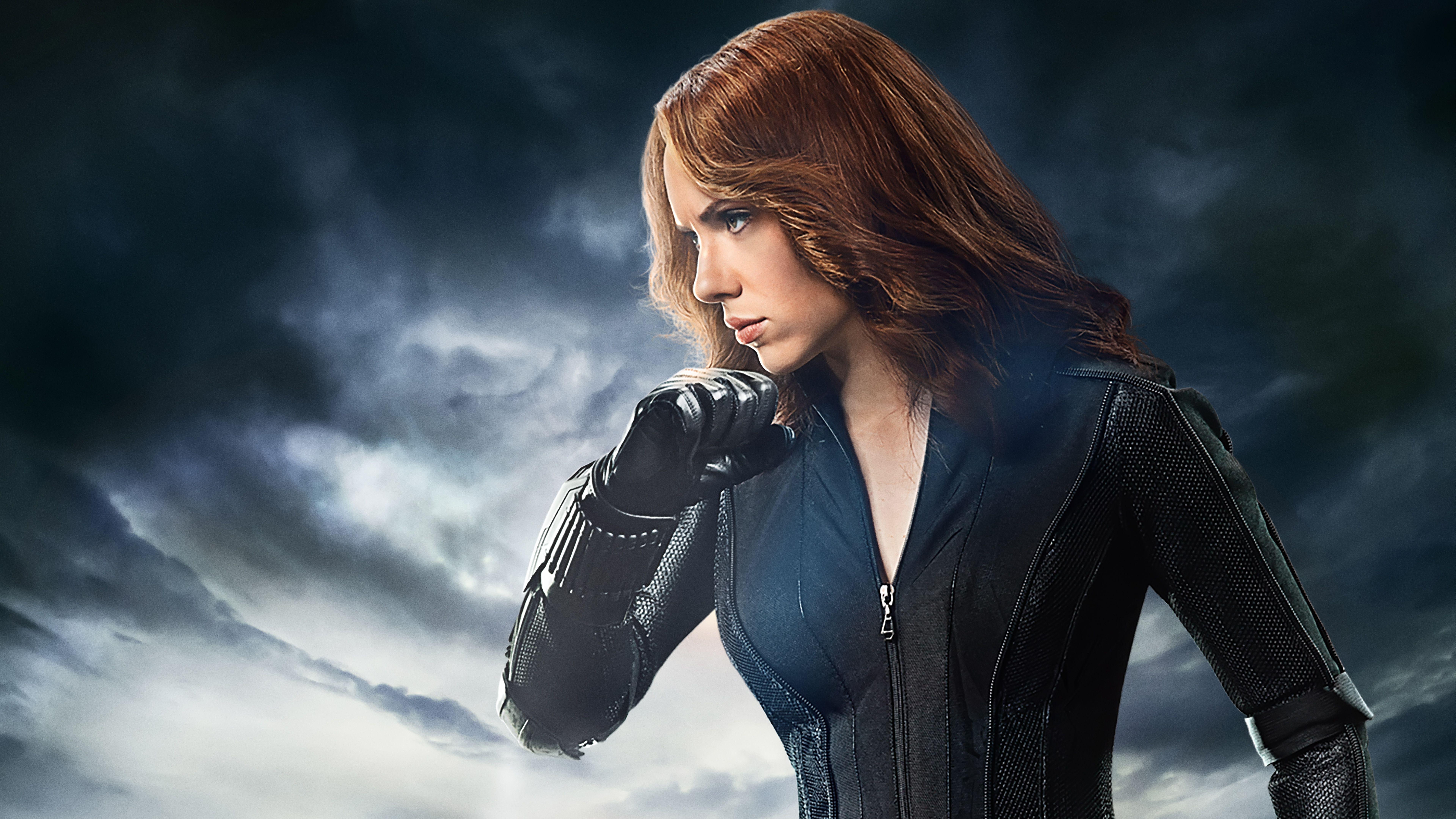 Scarlett Johansson Black Widow Wallpapers Top Free Scarlett Johansson Black Widow Backgrounds Wallpaperaccess