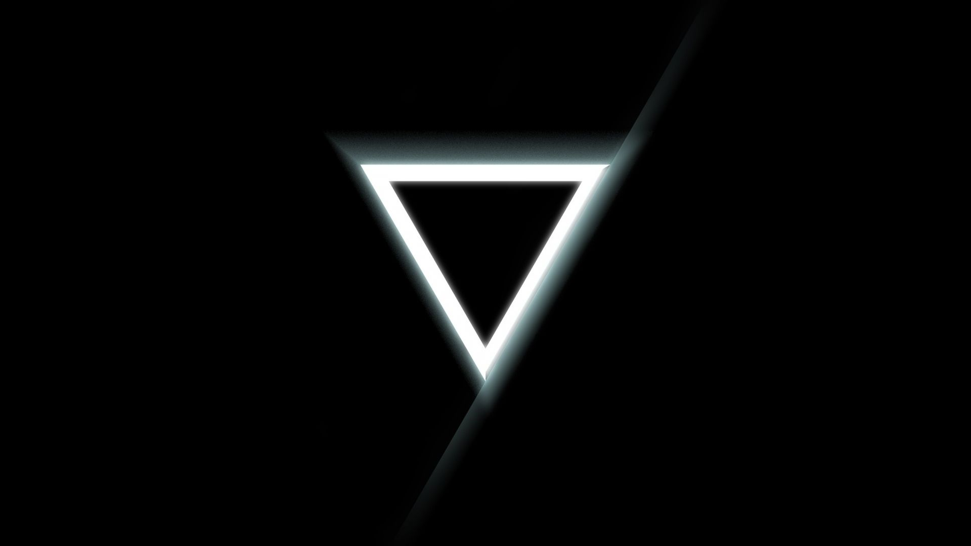 Black And White Triangle Wallpapers Top Free Black And White