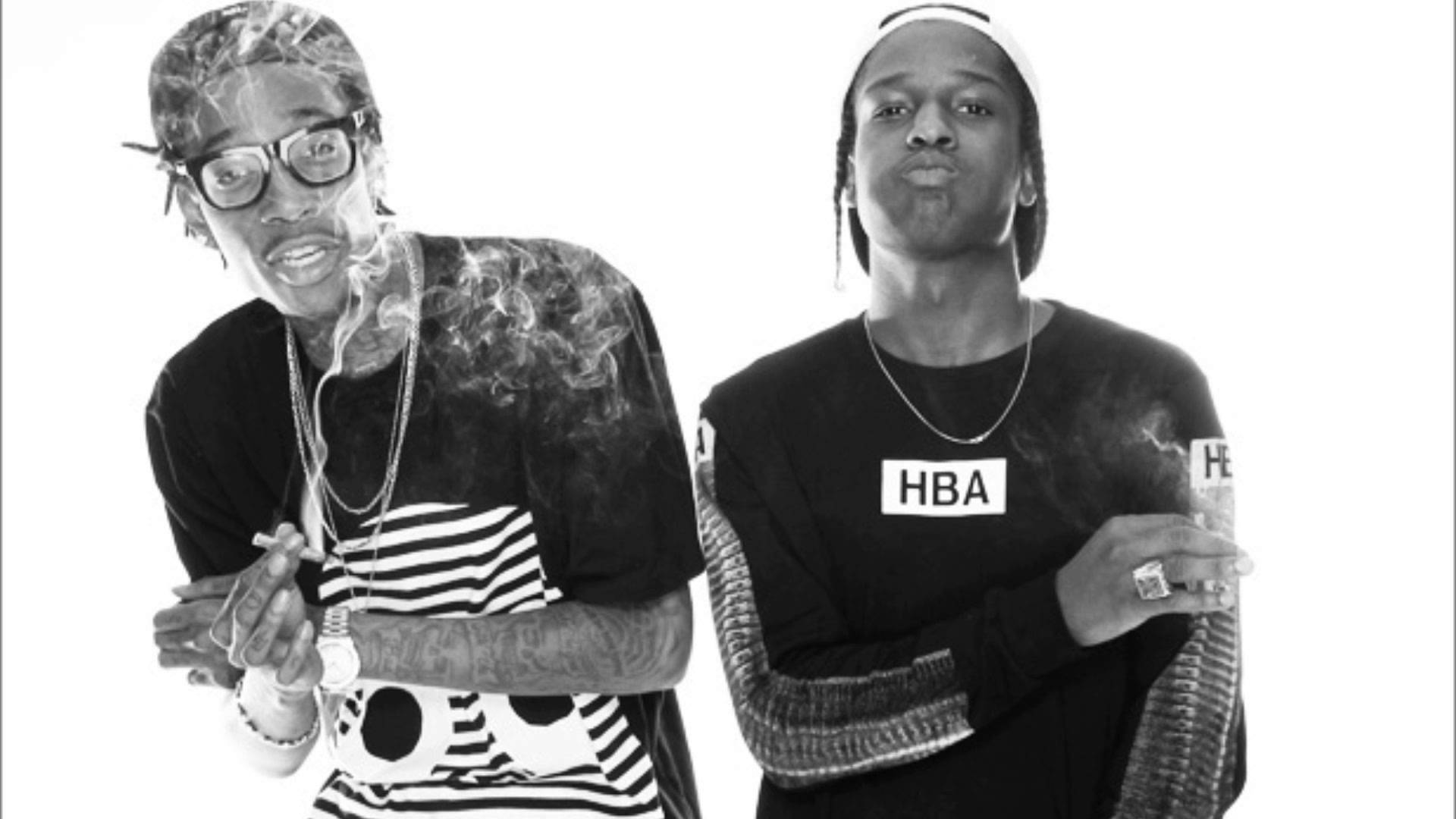 The Weeknd And Asap Rocky Wallpapers Top Free The Weeknd And