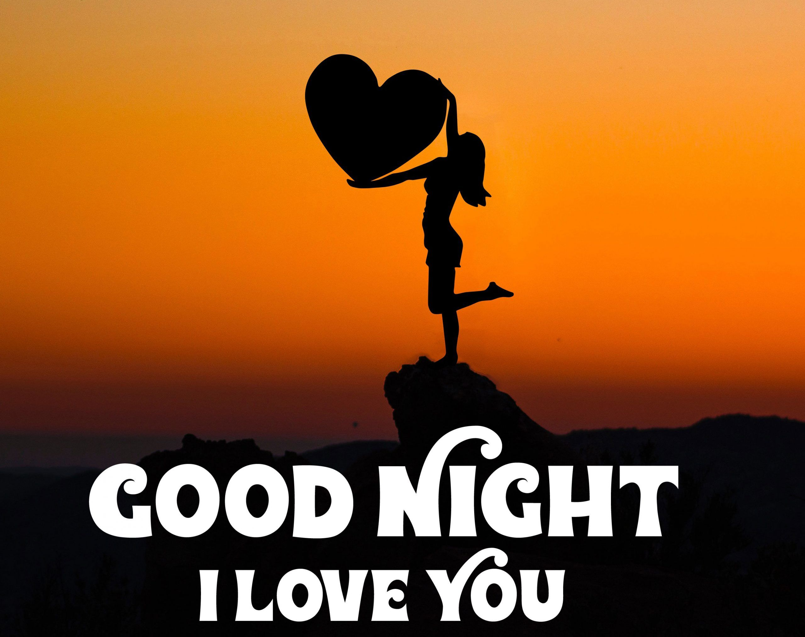 Love gud night