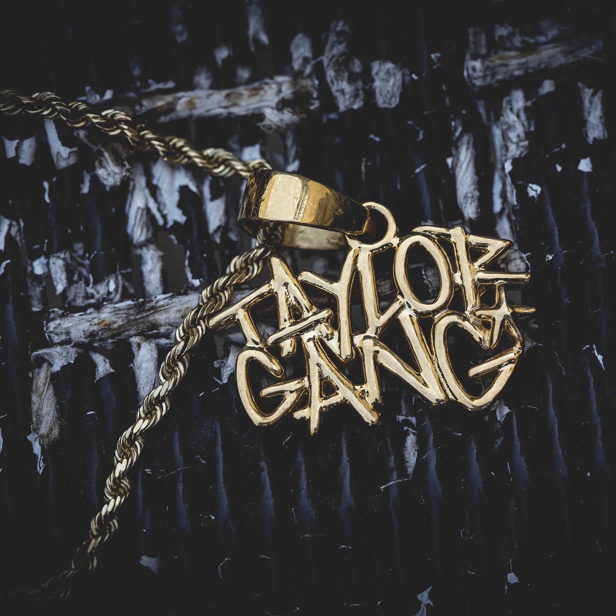 Taylor Gang Fence Logo