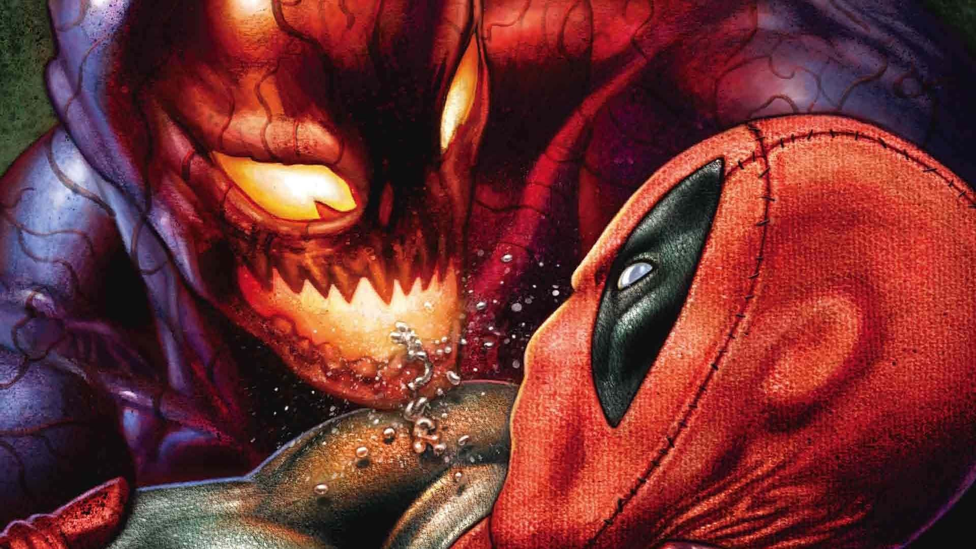 Carnage Deadpool Wallpapers Top Free Carnage Deadpool Backgrounds