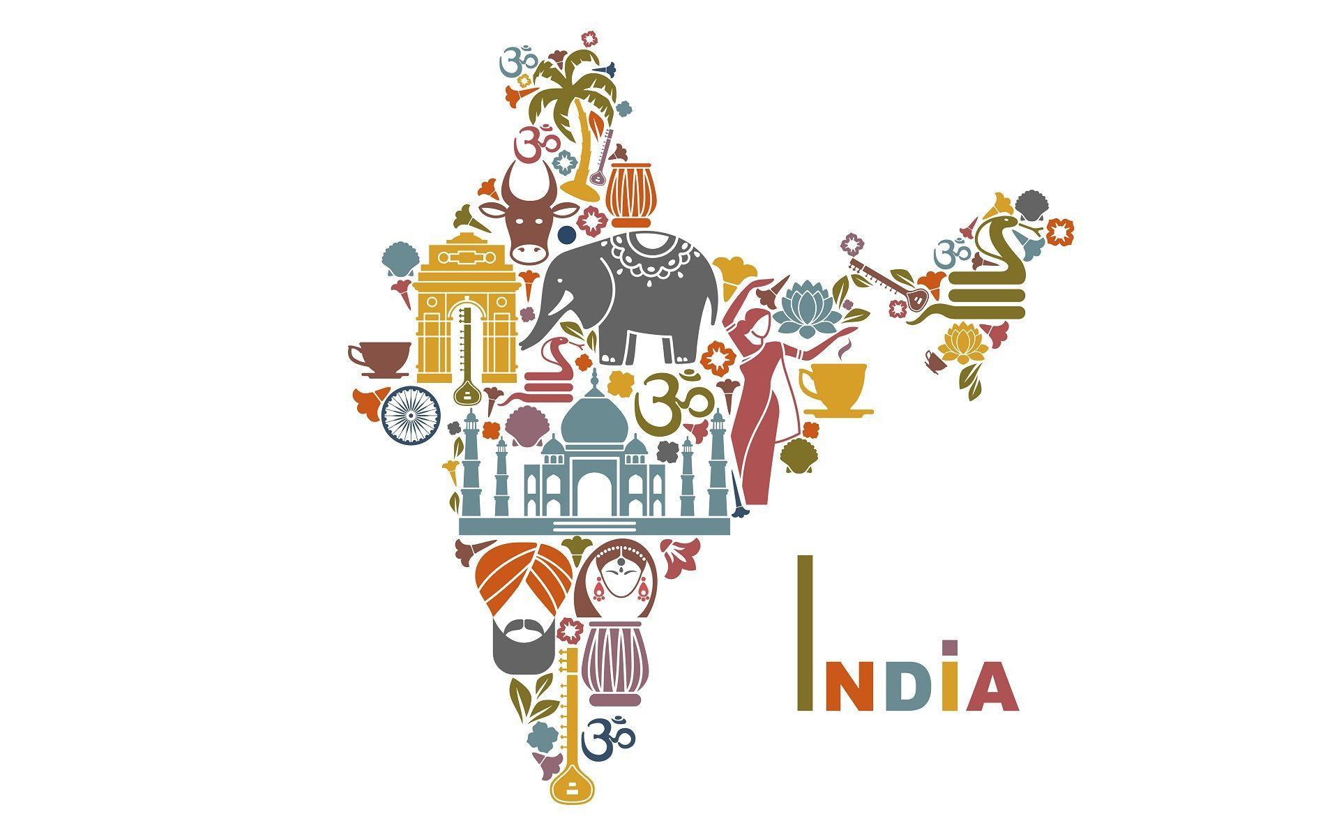 1920x1200 tôn giáo Ấn Độ làm cho bản đồ Ấn Độ hình nền Ấn Độ tuyệt vời.  HD