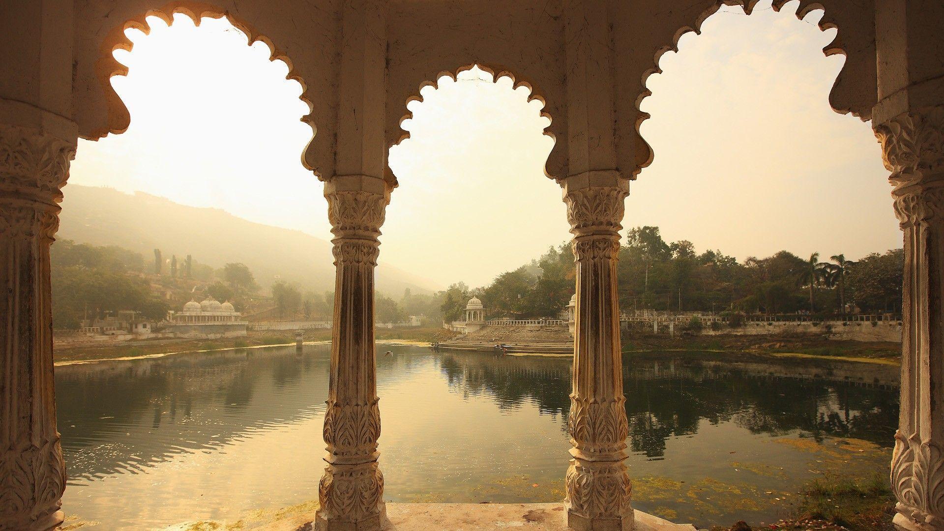 Hình nền và hình ảnh phong cảnh Ấn Độ 1920x1080 - hình nền, hình ảnh, ảnh