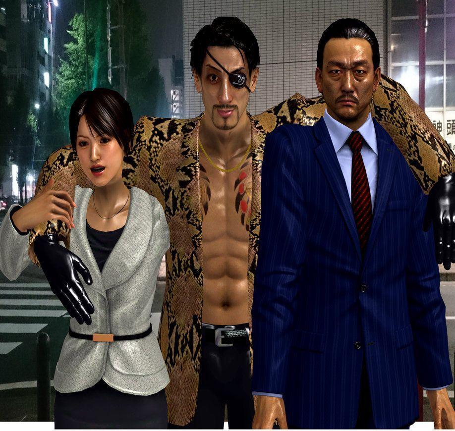 Yakuza 5 Wallpapers - Top Free Yakuza 5 Backgrounds