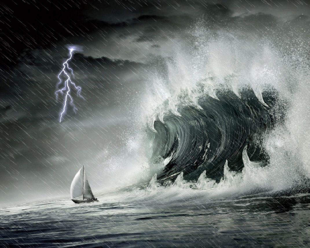 Ship Storm Wallpapers - Top Free Ship ...