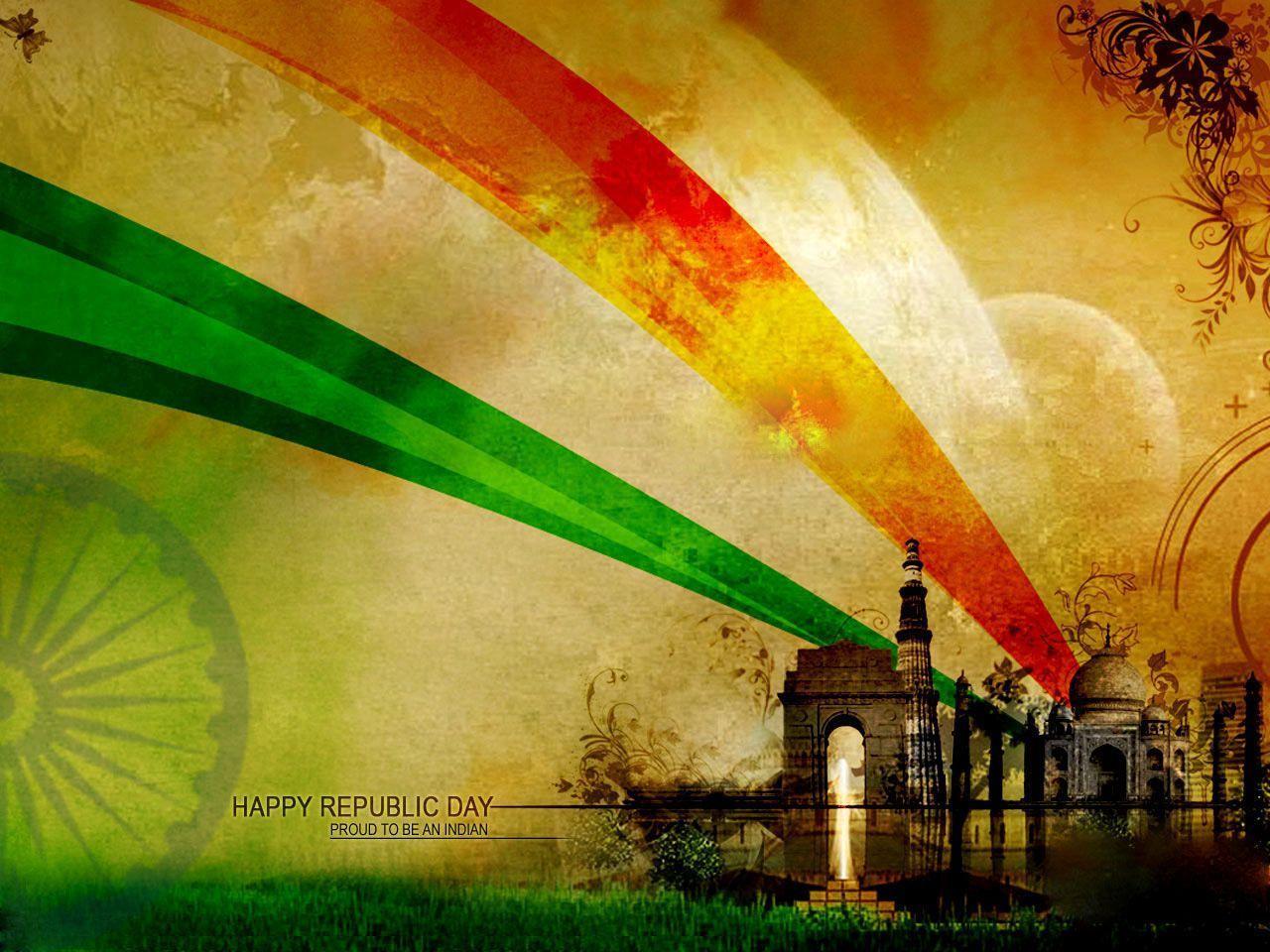 1280x960 Hình nền tốt nhất cho Ngày Cộng hòa Hạnh phúc Sáng tạo HD Ấn Độ
