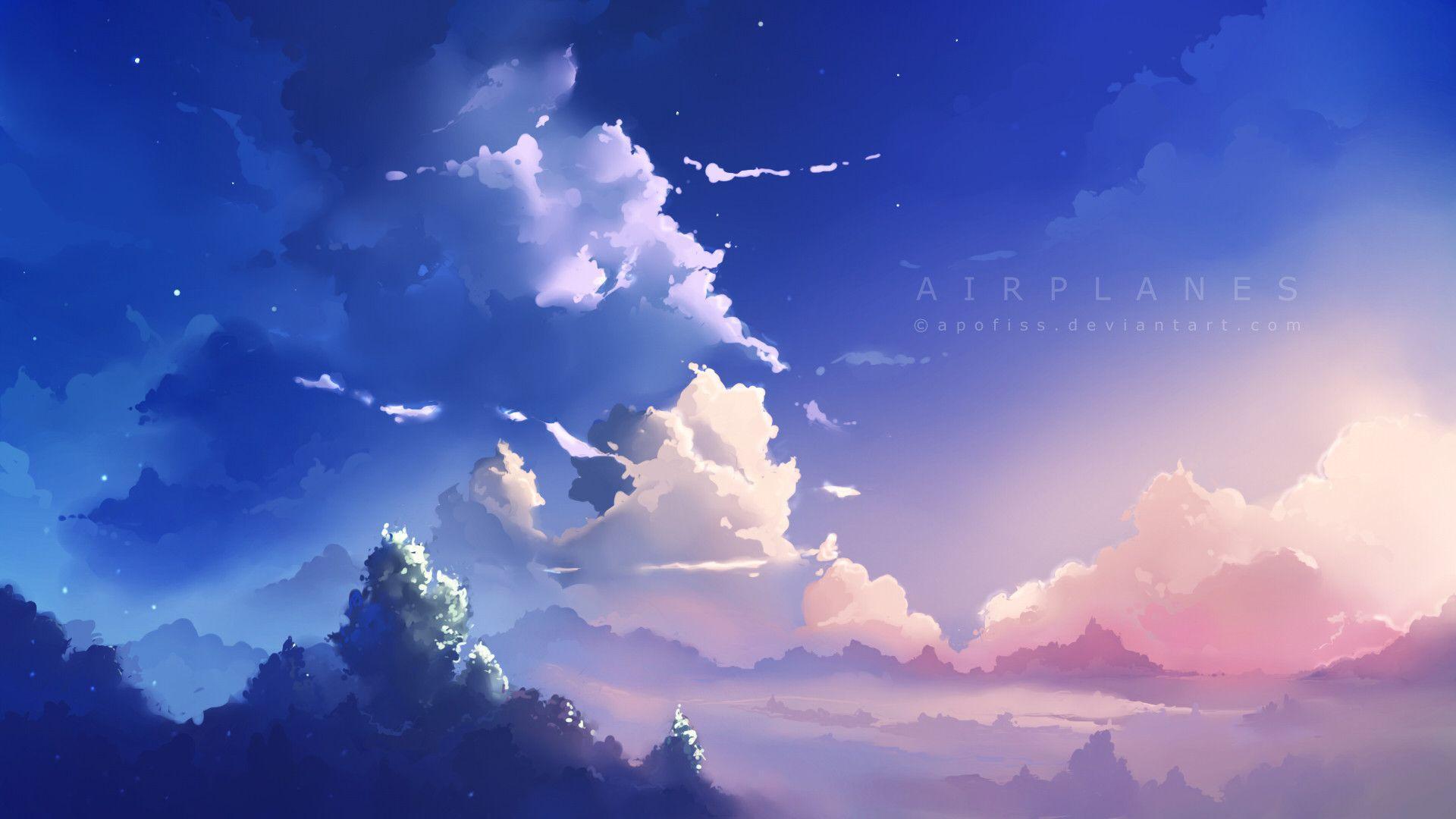 Desktop Anime Wallpapers - Top Free