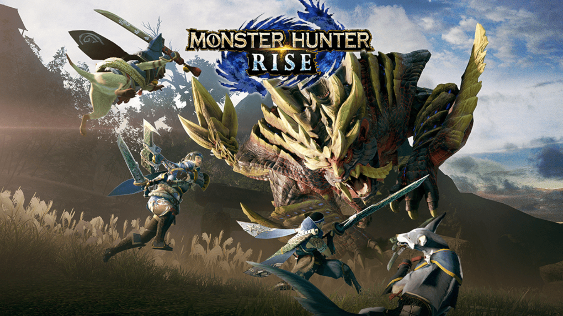 Monster Hunter Rise Wallpapers - Top Free Monster Hunter Rise Backgrounds -  WallpaperAccess