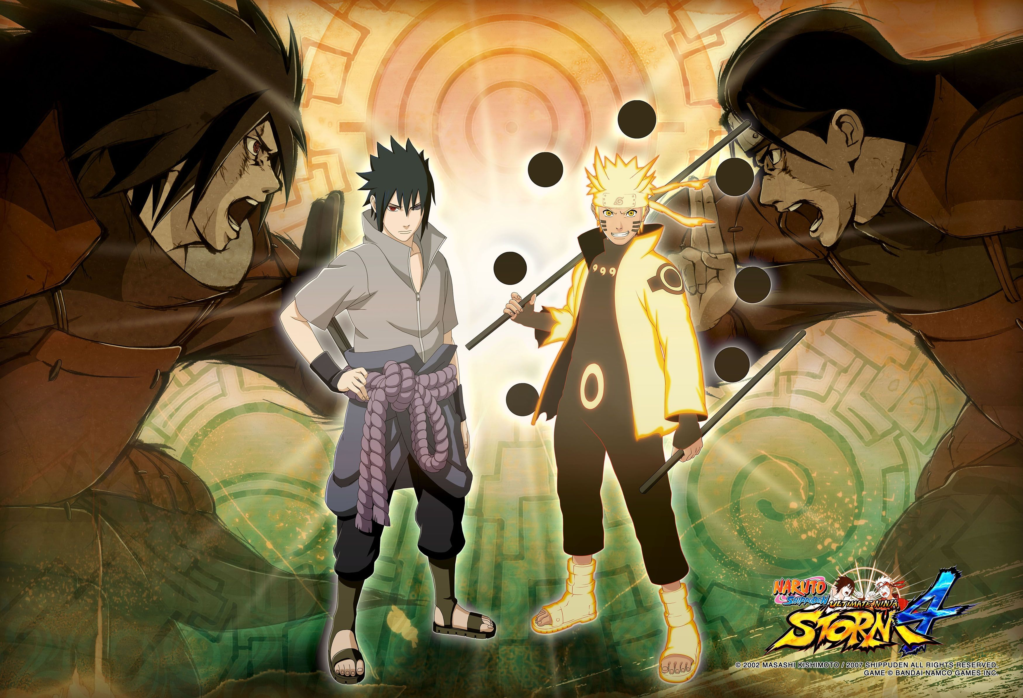 Ps4 Naruto Wallpapers Top Free Ps4 Naruto Backgrounds Wallpaperaccess