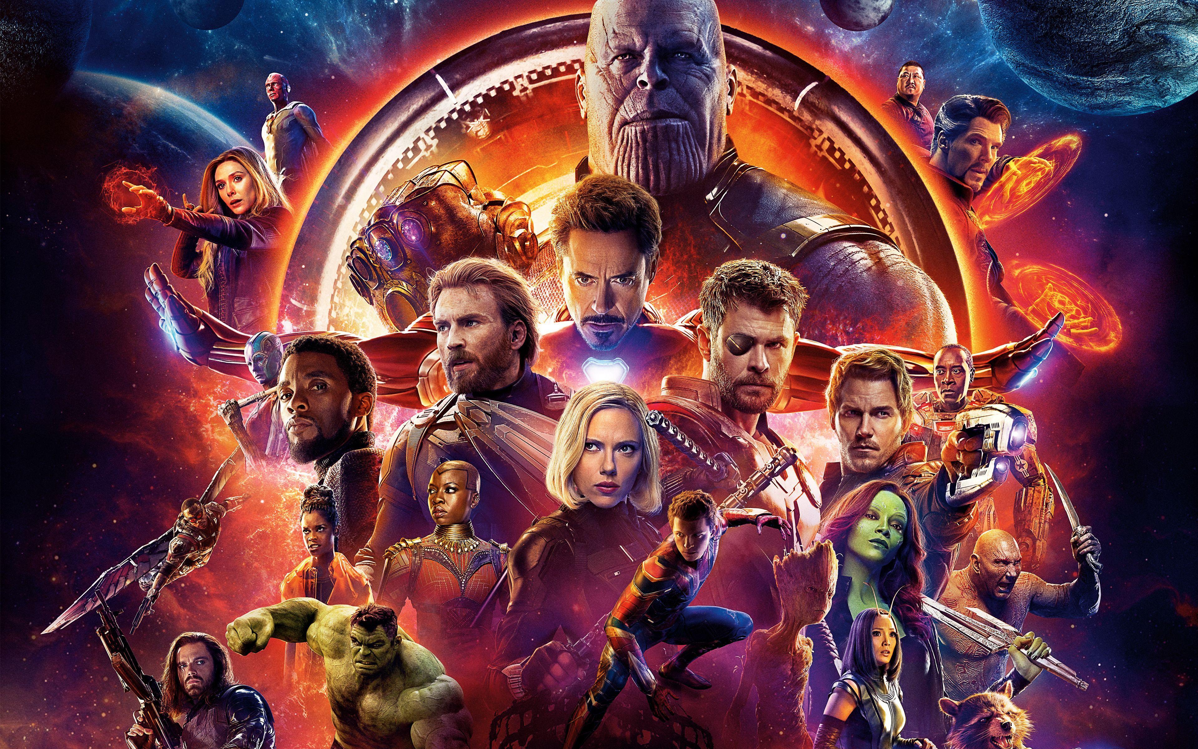 Infinity War Wallpapers - Top Free