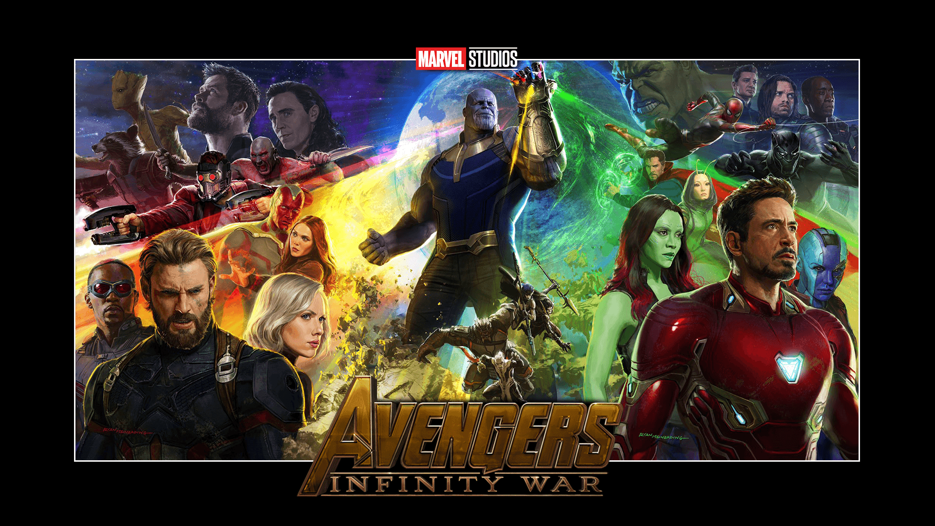 Avengers Infinity War iPad Wallpapers ...