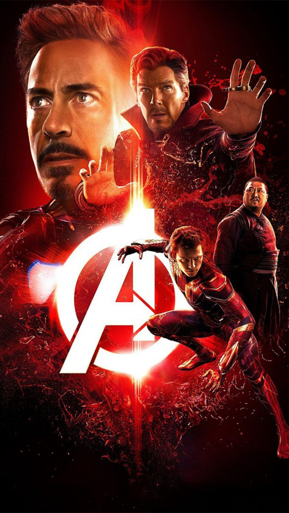 Avengers Infinity War Poster Wallpapers - Top Free Avengers