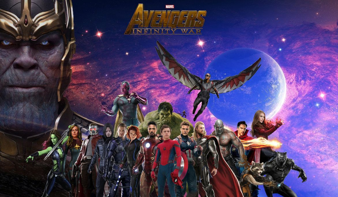 53 Best Free Avengers Infinity War Poster Wallpapers Wallpaperaccess