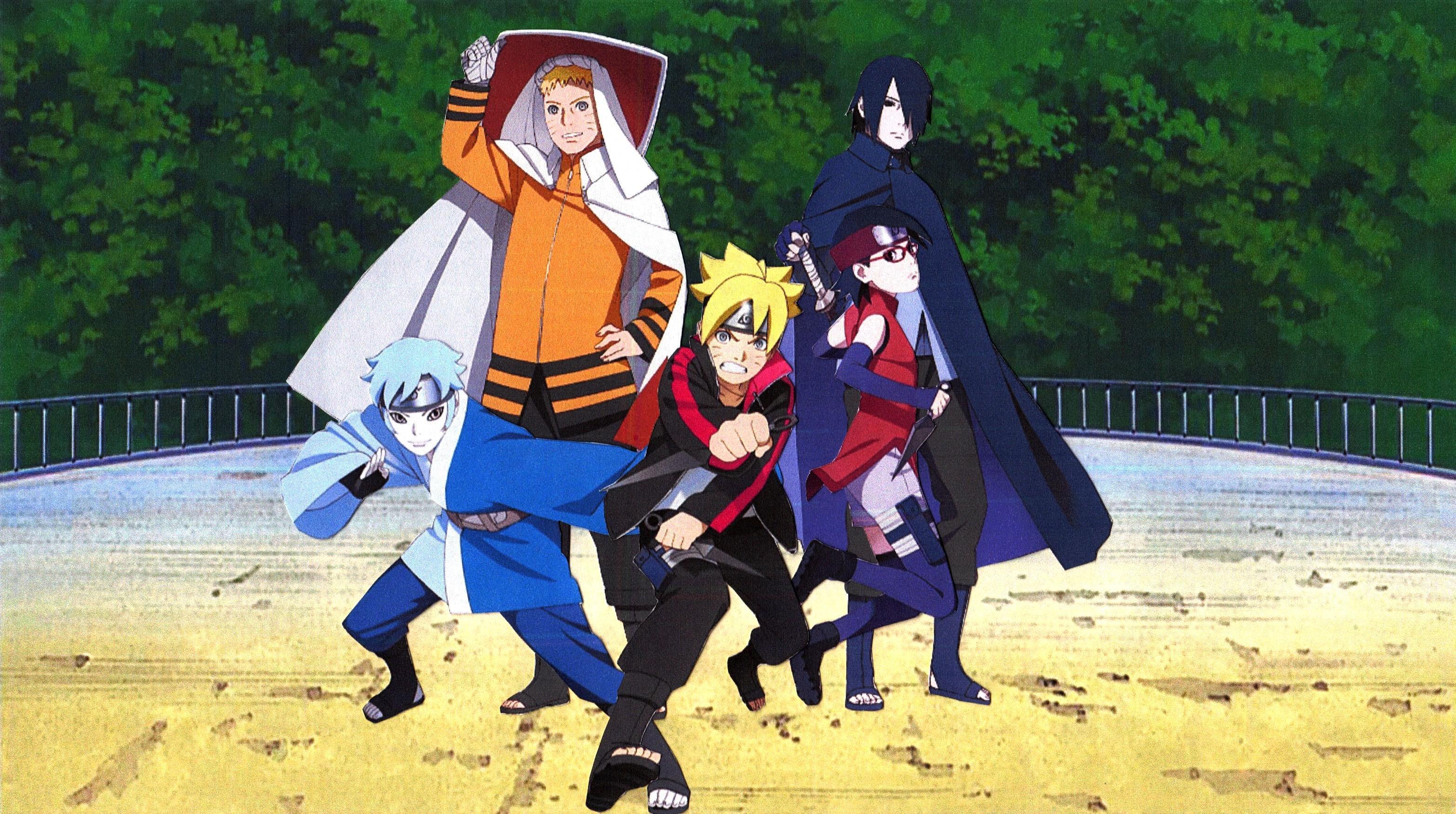 Download 65 Koleksi Wallpaper Naruto Boruto Terbaru Gratis Terbaru