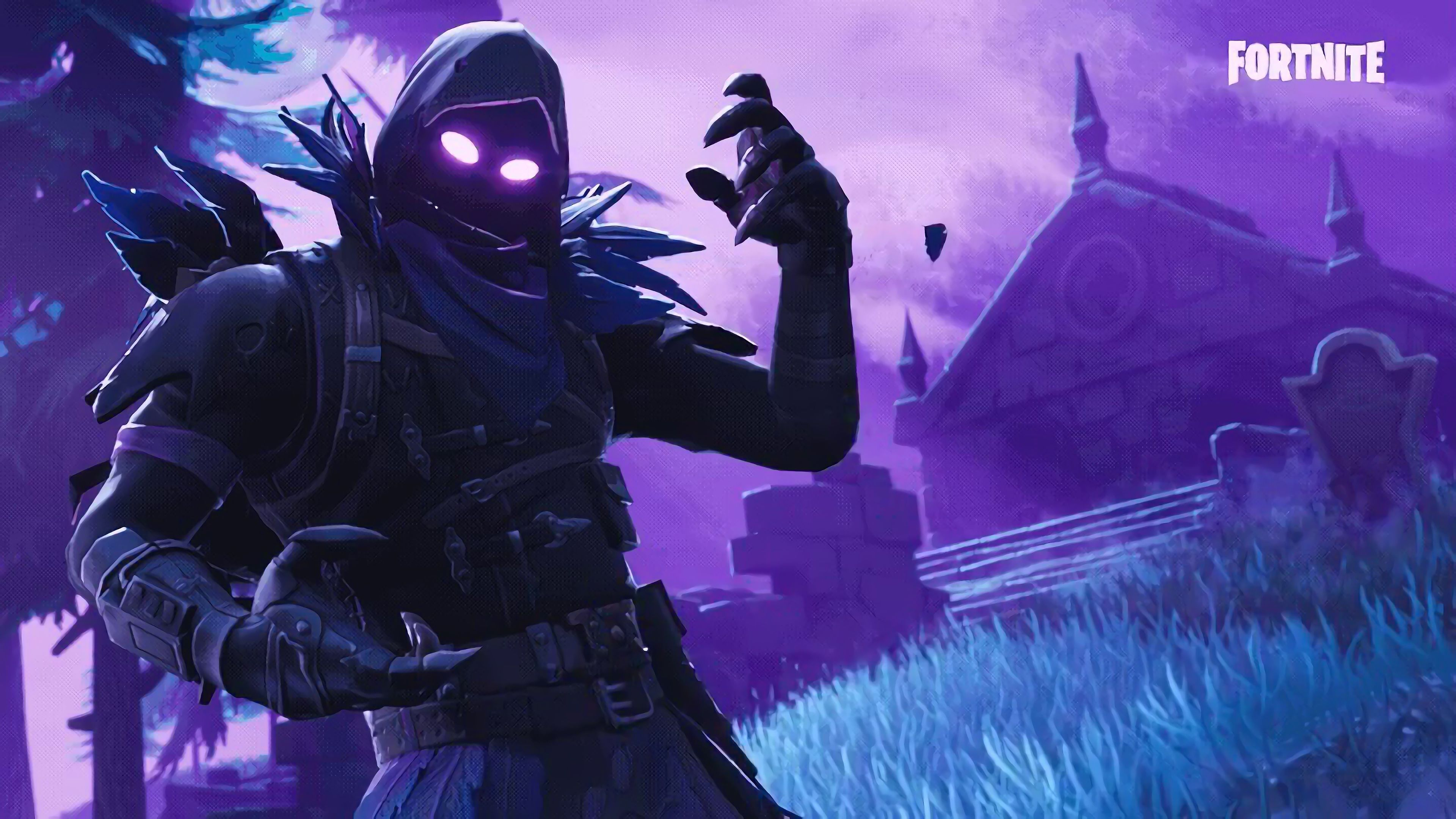 Ravens Fortnite Battle Royal Wallpapers Top Free Ravens Fortnite
