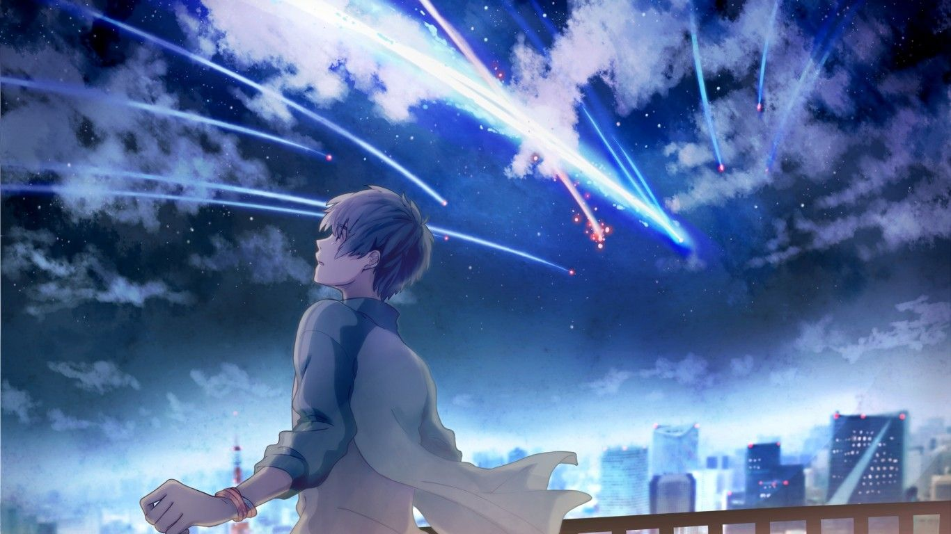 Your Name Anime Hd Wallpapers Top Free Your Name Anime Hd Backgrounds Wallpaperaccess