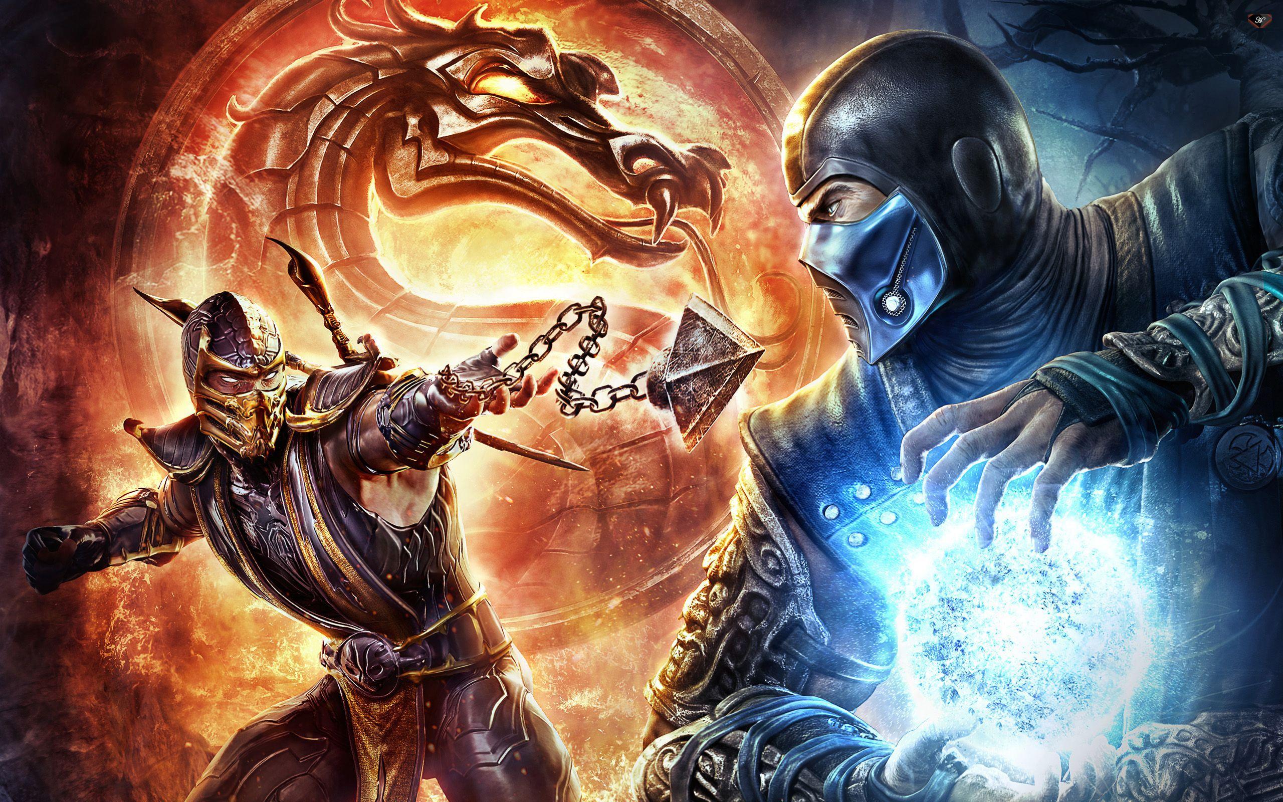 Mortal Kombat Wallpapers - Top Free