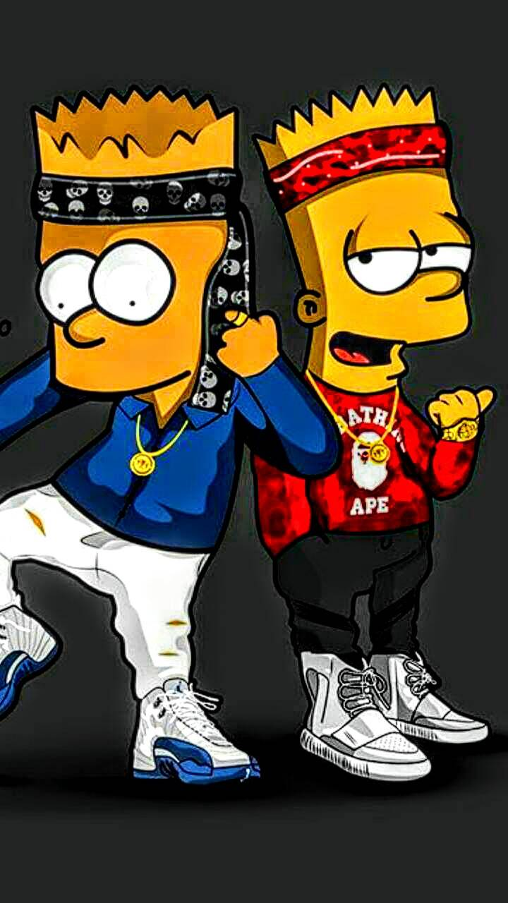Dope Bart Simpson Wallpapers Top Free Dope Bart Simpson