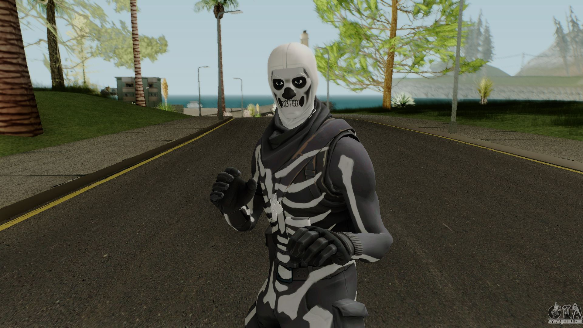 26 Best Free Skull Trooper Fortnite Cool Wallpapers Wallpaperaccess