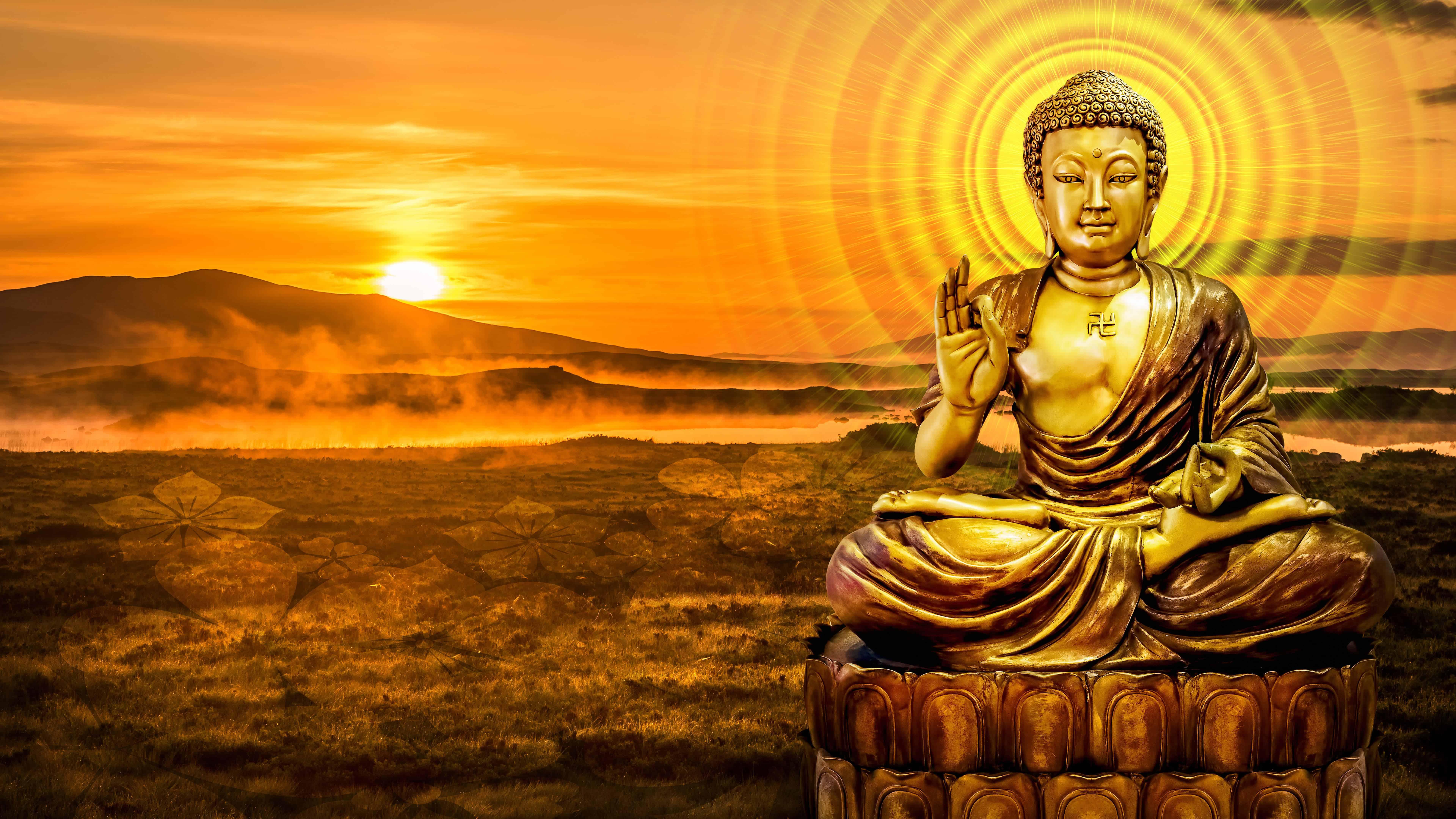 Gautam Buddha Full Hd Wallpapers: Top Free Buddha HD Backgrounds
