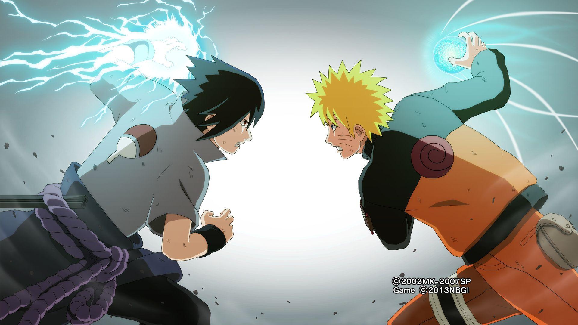 Unduh 660 Wallpaper Naruto Terkeren Hd Foto Terbaik