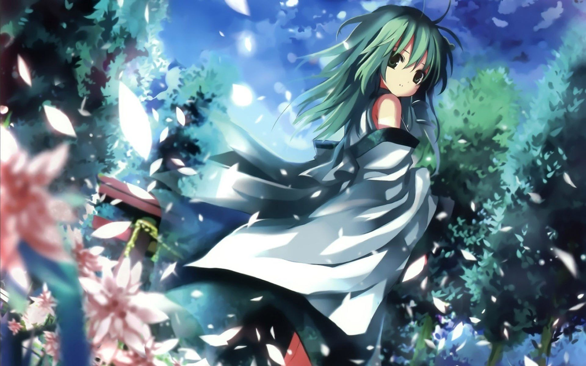 45 Best Free Anime Girl Desktop Wallpapers Wallpaperaccess