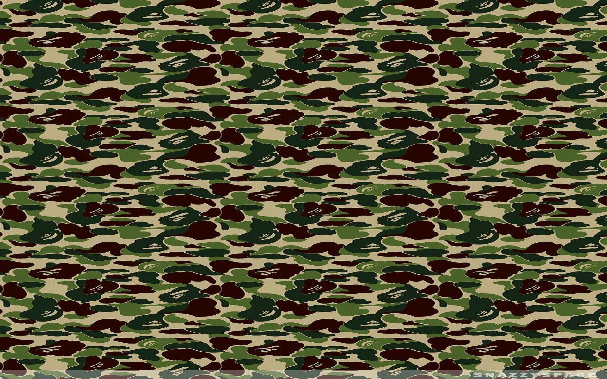 1024x768 Bape Shark Wallpaper