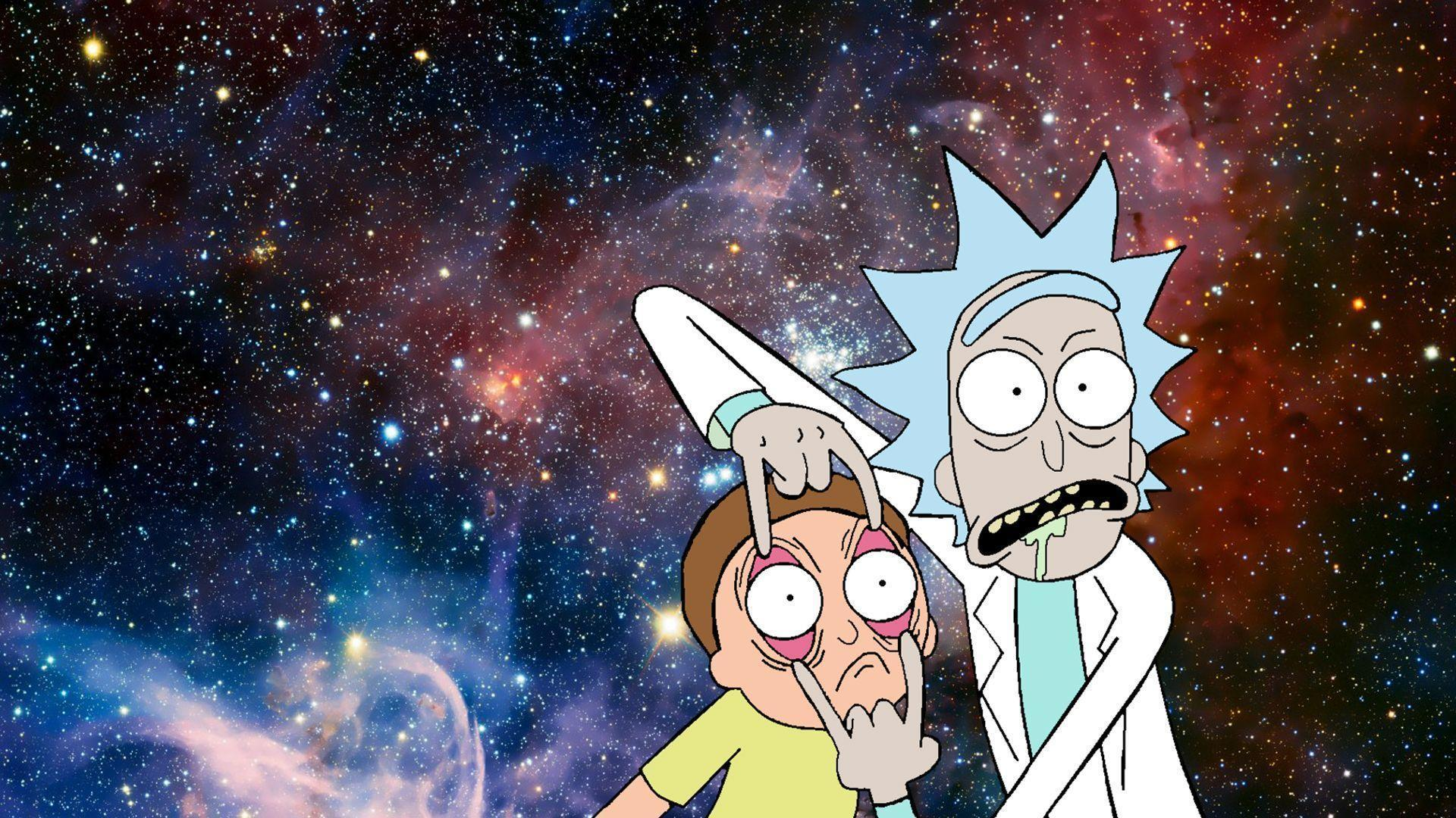 Rick and Morty HD Wallpapers - Top Free