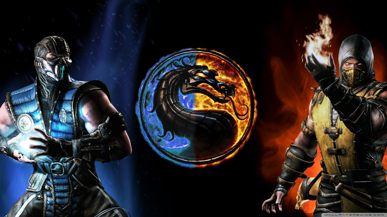 Mortal Kombat Wallpapers Top Free Mortal Kombat Backgrounds Wallpaperaccess