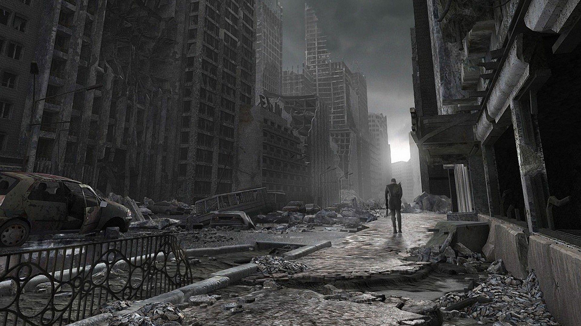 Apocalyptic Desktop Wallpapers Top Free Apocalyptic
