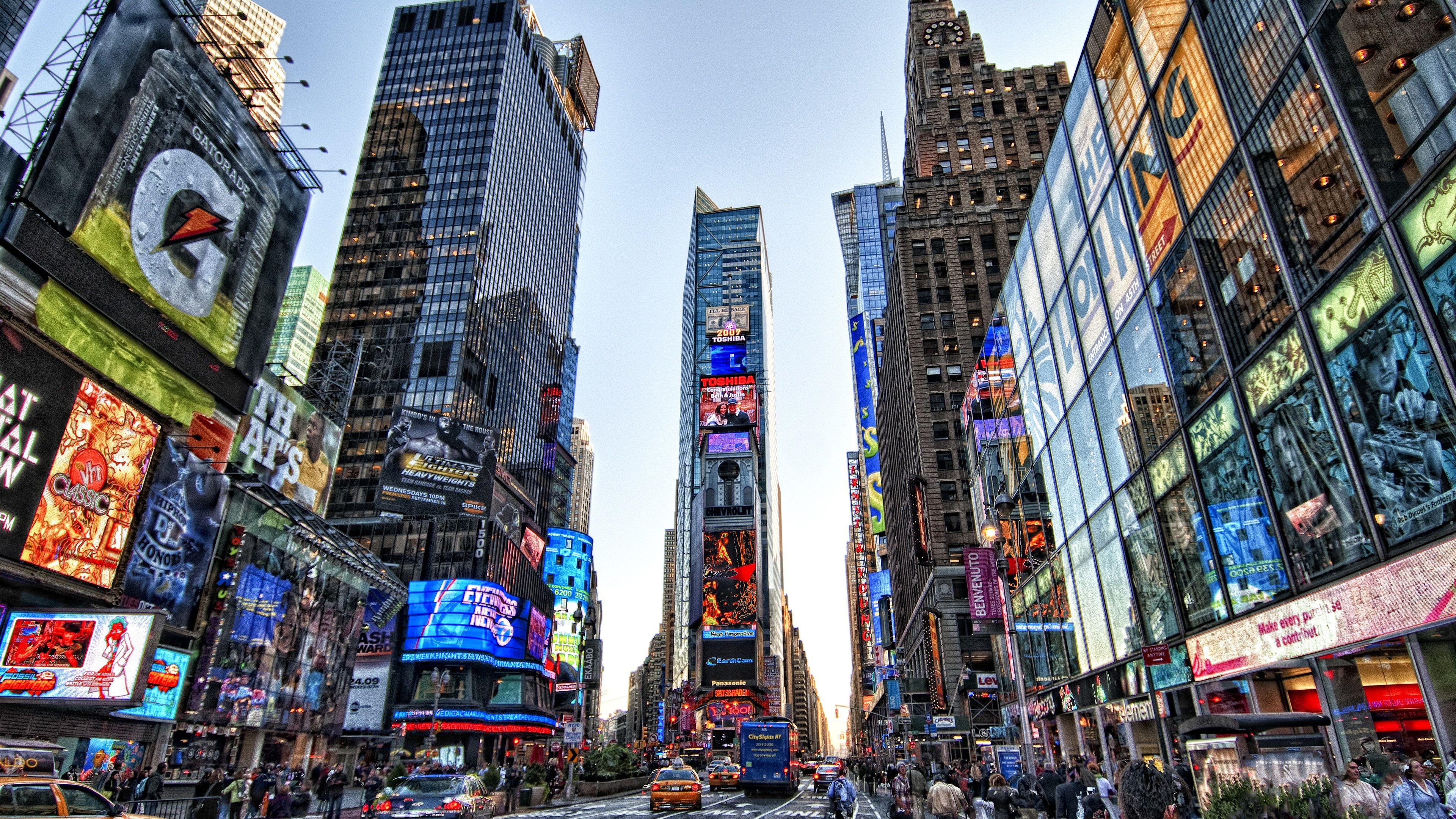 Times Square 4K Wallpapers - Top Free Times Square 4K ...