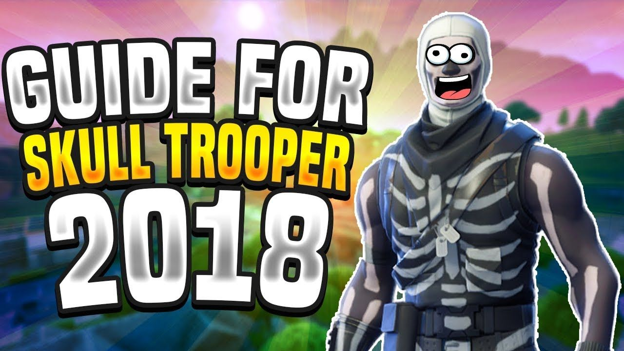 Skull Trooper Fortnite Cool Wallpapers - Top Free Skull