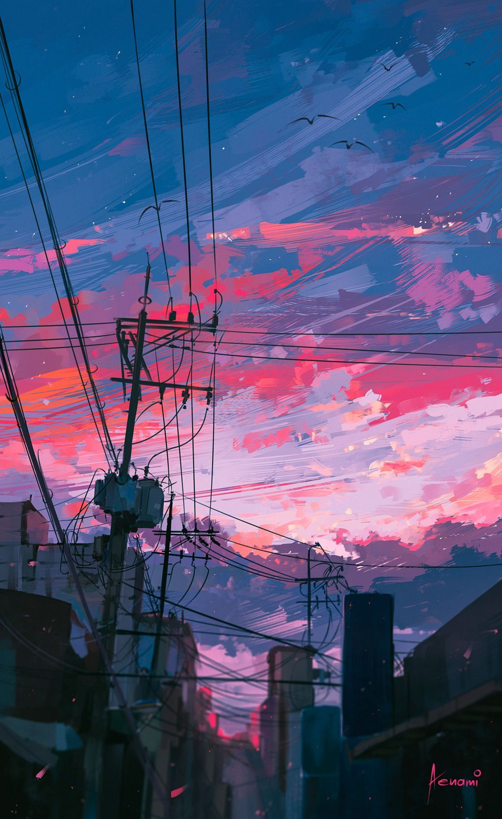 Aesthetic Anime iPhone Wallpapers , Top Free Aesthetic Anime