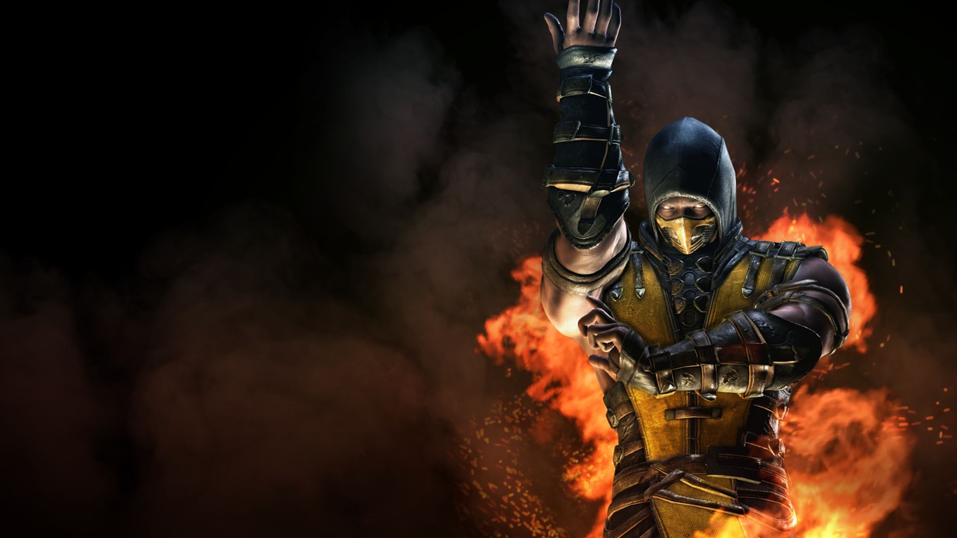 Mortal Kombat Scorpion Wallpapers - Top Free Mortal Kombat