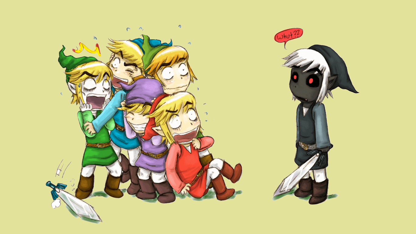 Chibi Link Wallpapers Top Free Chibi Link Backgrounds