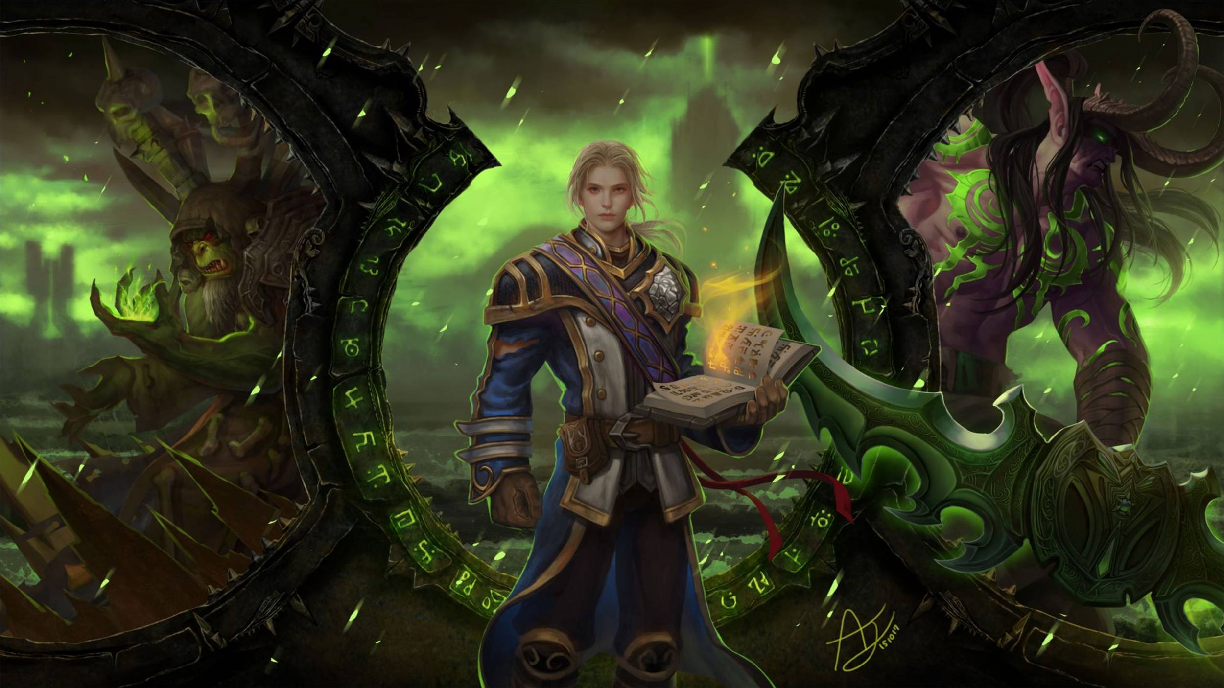 4k World Of Warcraft Wallpapers Top Free 4k World Of