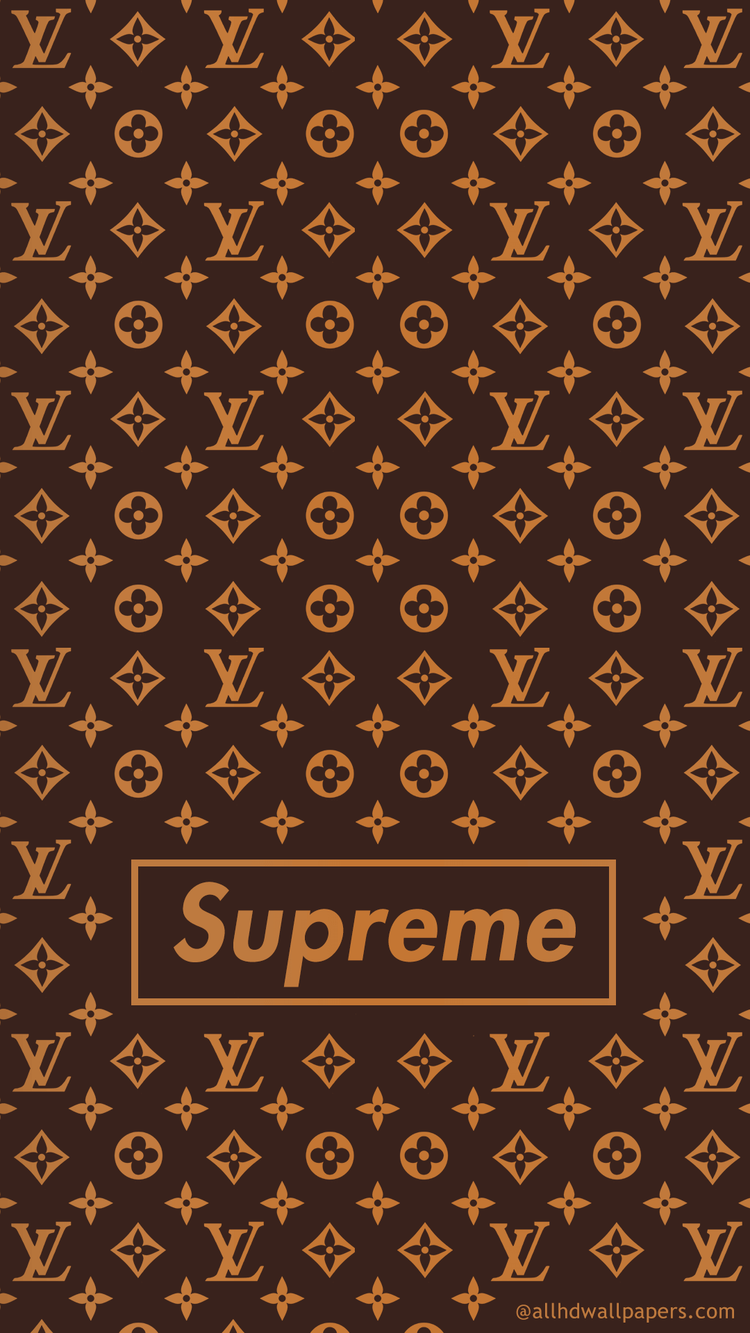 Supreme X Louis Vuitton Wallpapers