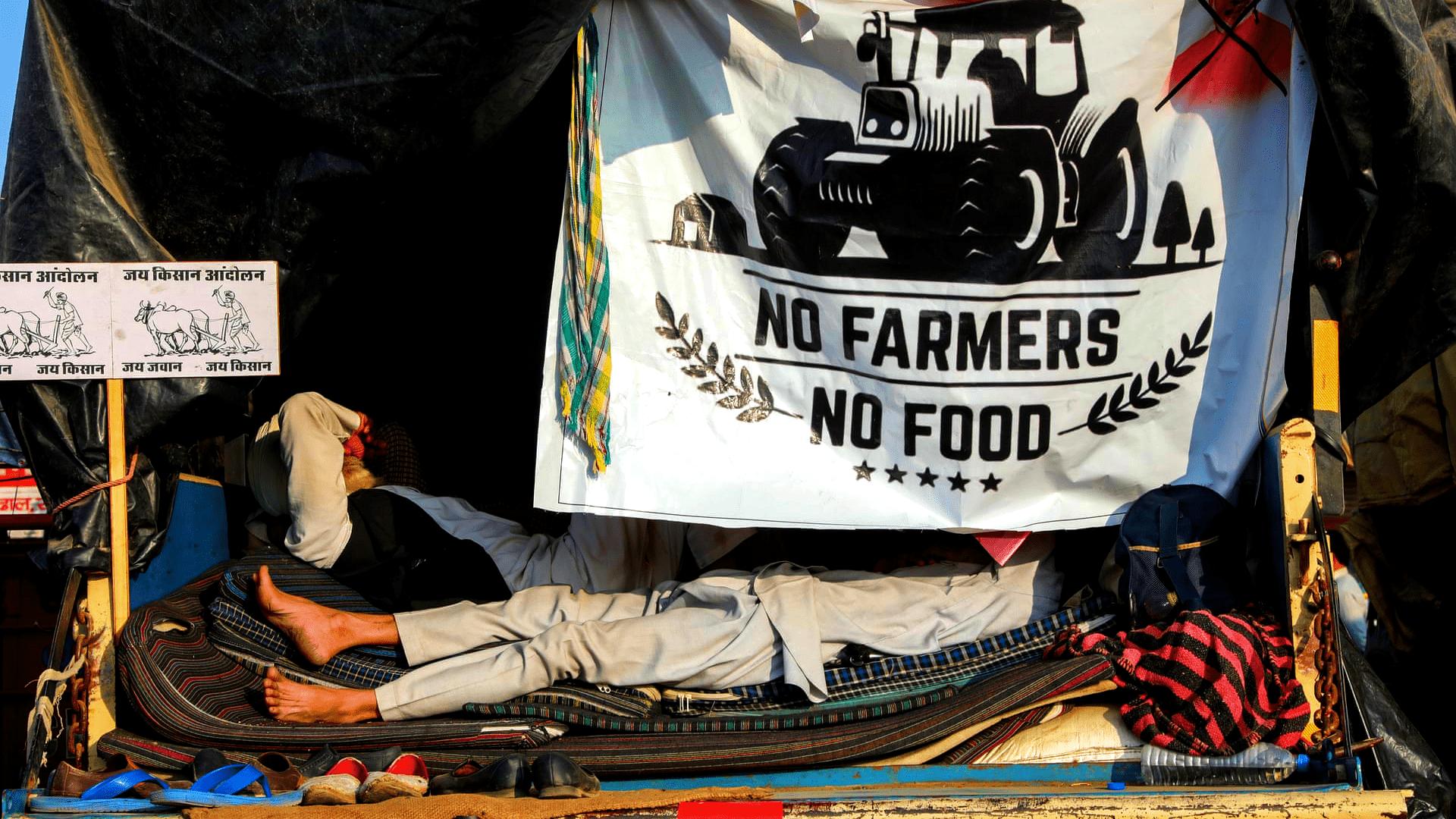 1920x1080 Nông dân Ấn Độ áp đảo Thủ đô trong các cuộc biểu tình phá kỷ lục Trang web được yêu thích