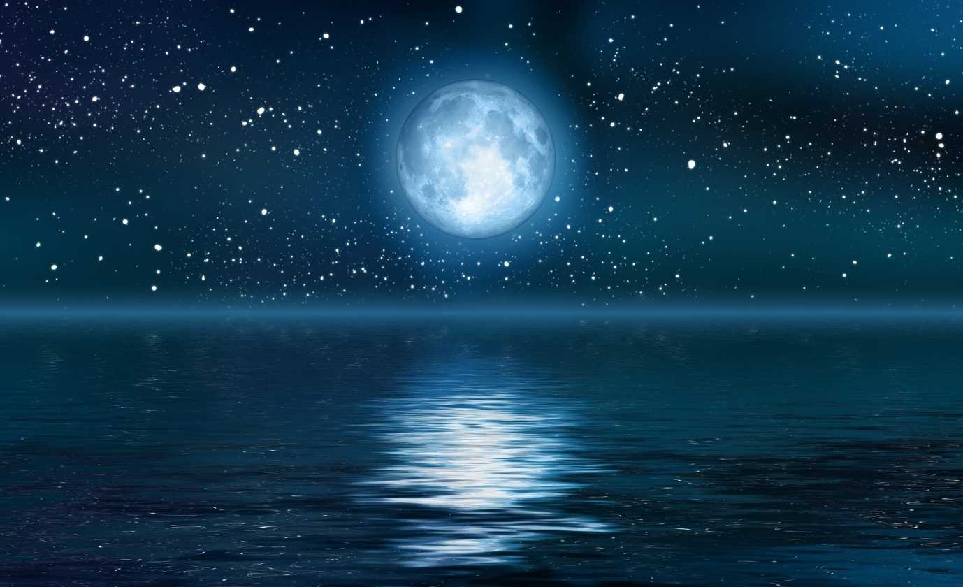 Stars And Moons Desktop Wallpapers Top Free Stars And Moons