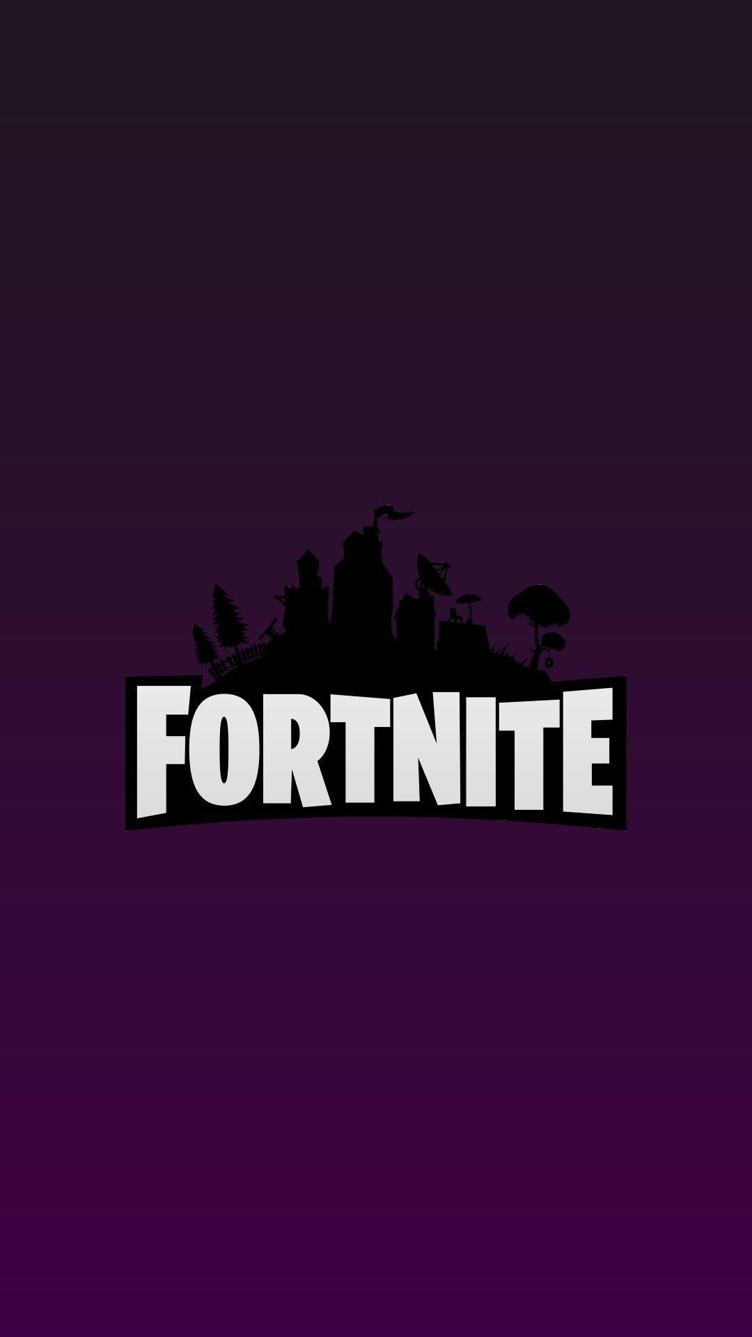 Fortnite Logo Phone Wallpapers - Top