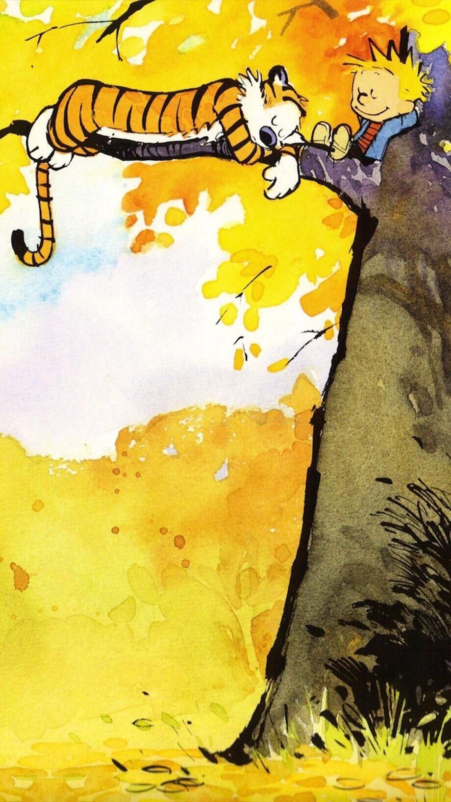 Calvin And Hobbes Iphone Wallpapers Top Free Calvin And Hobbes